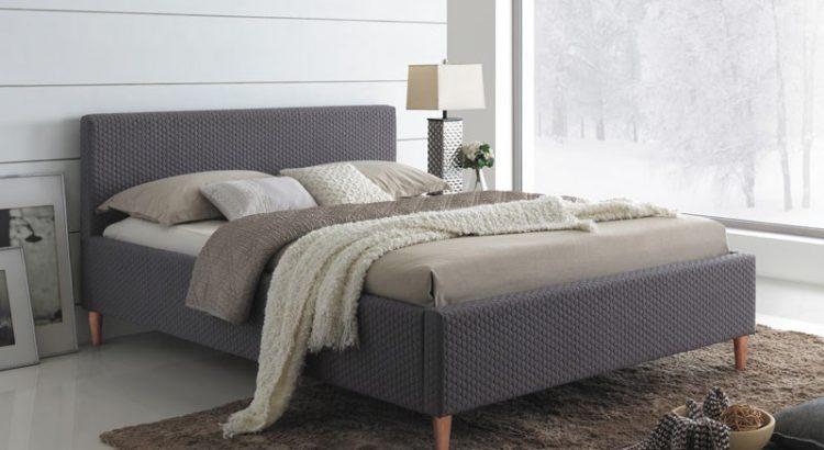 Tapicerowane łóżka do sypialni